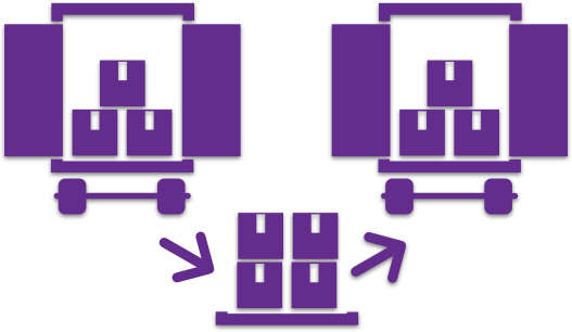 Cross Docking Icon-1