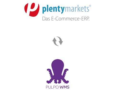 plentymarkets + Pulpo WMS